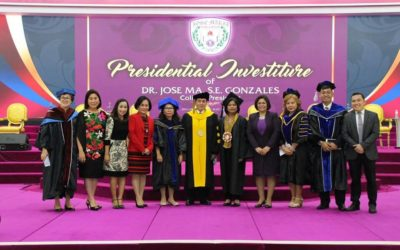 JMC Welcomes New College President
