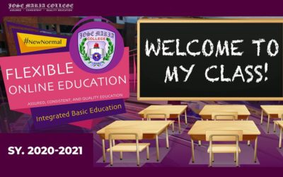 JMC – IBED from preschool to senior high school presents the dynamic advisers and class schedules of the different levels for the school year 2020 – 2021.